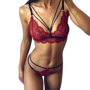 LEVEL New Mature Lingerie Sexy Corset Erotic Lace Lingerie Fashion See Through Women Lingerie